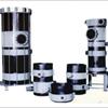 Columns of impregnated graphite