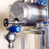 Vacuum dryer of ni alloys