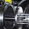 Centrífugas separación de acero inoxidable